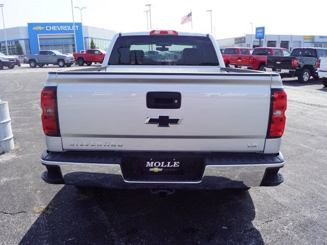 2019 Silverado 1500 Double Cab 4x4,  Pickup #C16829 - photo 8