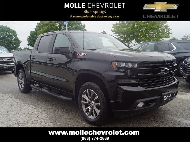 2019 Silverado 1500 Crew Cab 4x4,  Pickup #C16848 - photo 1