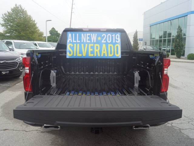 2019 Silverado 1500 Crew Cab 4x4,  Pickup #C16848 - photo 8