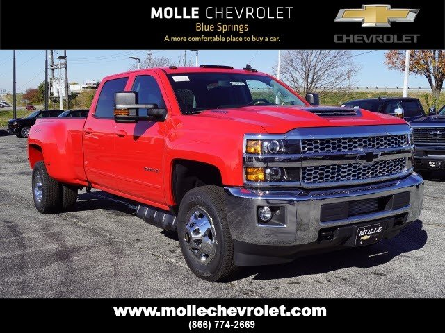 2019 Silverado 3500 Crew Cab 4x4,  Pickup #C16978 - photo 1
