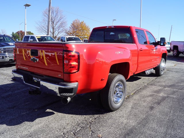 2019 Silverado 3500 Crew Cab 4x4,  Pickup #C16978 - photo 2