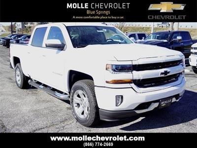 2018 Silverado 1500 Crew Cab 4x4,  Pickup #C17029 - photo 1