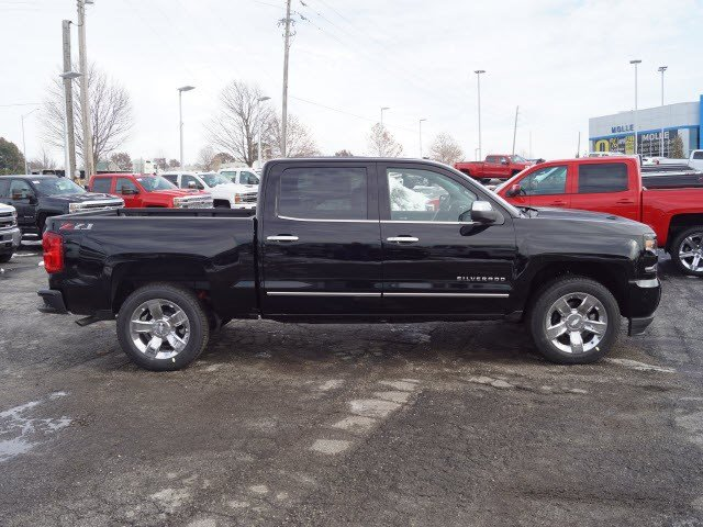 2018 Silverado 1500 Crew Cab 4x4,  Pickup #C17038 - photo 3