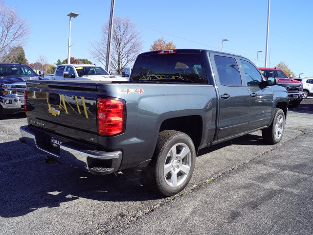 2018 Silverado 1500 Crew Cab 4x4,  Pickup #C17075 - photo 2