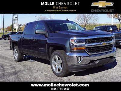 2018 Silverado 1500 Crew Cab 4x4,  Pickup #C17075 - photo 1