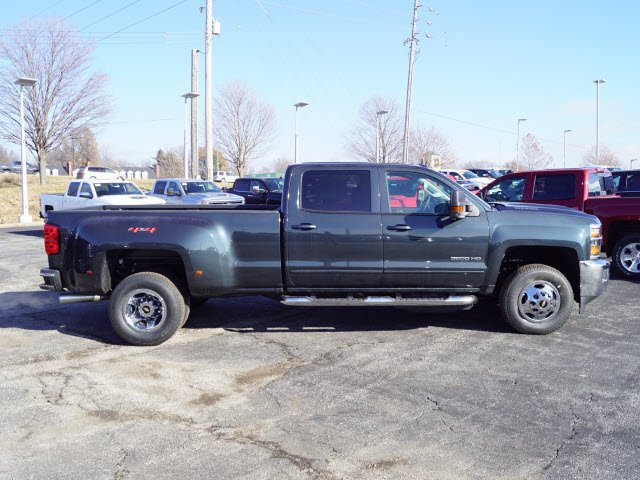 2019 Silverado 3500 Crew Cab 4x4,  Pickup #C17123 - photo 7