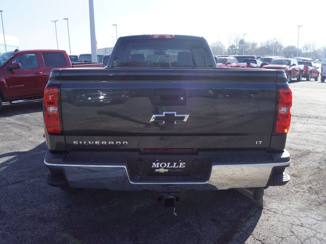 2019 Silverado 3500 Crew Cab 4x4,  Pickup #C17123 - photo 8