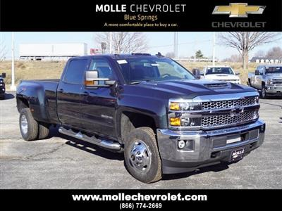 2019 Silverado 3500 Crew Cab 4x4,  Pickup #C17123 - photo 1