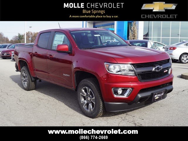 2019 Colorado Crew Cab 4x4,  Pickup #C17150 - photo 1