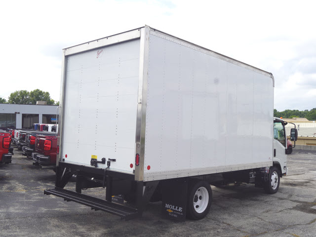 2018 LCF 4500 Regular Cab 4x2,  Brown Industries Dry Freight #C17154 - photo 1