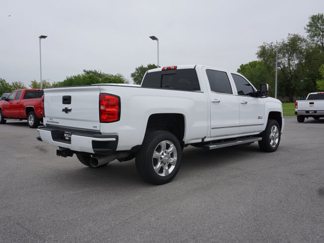 2019 Chevrolet Silverado 2500 Crew Cab 4x4, Pickup #P6888 - photo 1