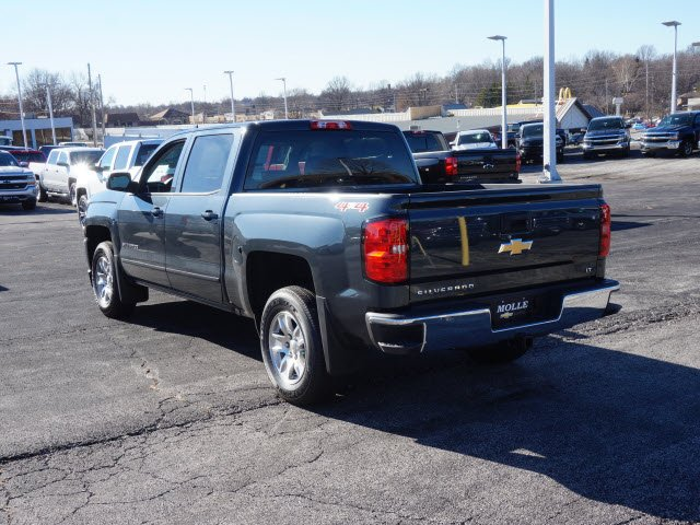 2018 Silverado 1500 Crew Cab 4x4,  Pickup #C17211 - photo 9