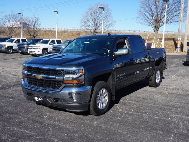 2018 Silverado 1500 Crew Cab 4x4,  Pickup #C17211 - photo 5