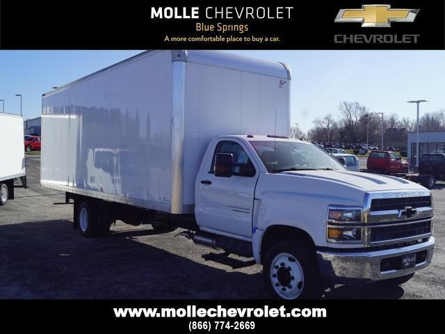 2019 Chevrolet Silverado 6500 Regular Cab DRW 4x2, Brown Industries Dry Freight #C18001 - photo 1