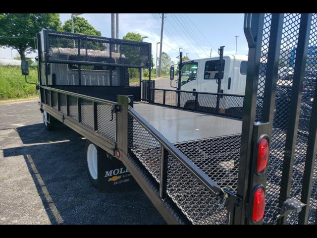 2020 Chevrolet LCF 4500 Crew Cab 4x2, Economy MFG Co. Dovetail Landscape #C18468 - photo 7
