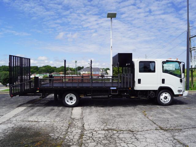 2020 Chevrolet LCF 4500 Crew Cab 4x2, Economy MFG Co. Dovetail Landscape #C18468 - photo 15