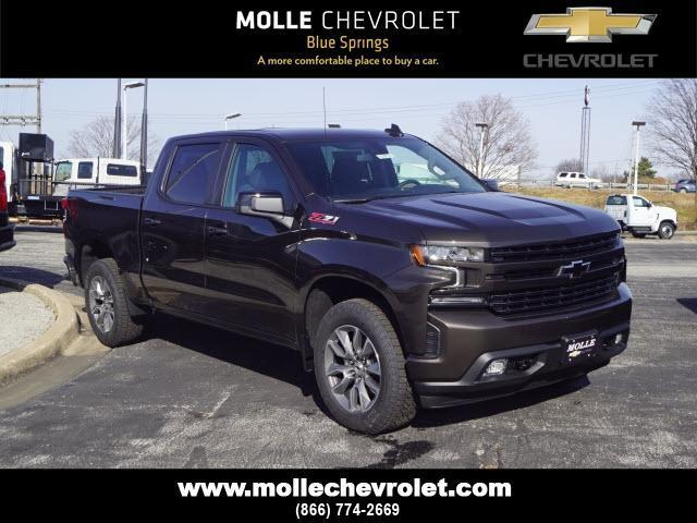 2021 Chevrolet Silverado 1500 Crew Cab 4x4, Pickup #C18959 - photo 1