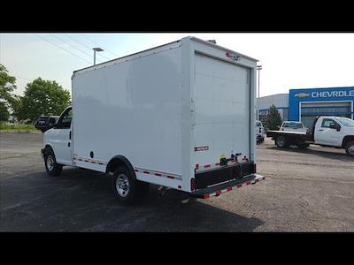 2021 Express 3500 4x2,  Morgan Truck Body Cutaway Van #C19438 - photo 2