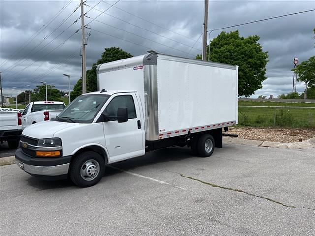 2021 Chevrolet Express 3500 4x2, Morgan Cutaway Van #C19440 - photo 6