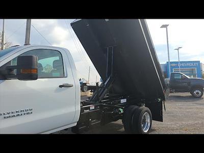 2021 Chevrolet Silverado 4500 Regular Cab DRW 4x4, Cab Chassis #C19457 - photo 5