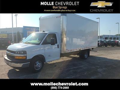 2021 Chevrolet Express 4500 DRW 4x2, Morgan Cutaway Van #C19472 - photo 1