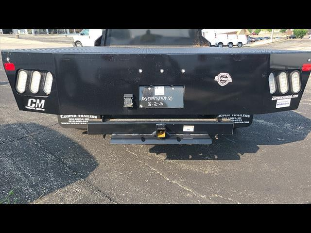 2021 Chevrolet Silverado 3500 Regular Cab 4x4, CM Truck Beds Platform Body #C19494 - photo 6