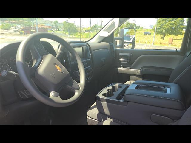 2021 Silverado 4500 Regular Cab DRW 4x2,  Cab Chassis #C19500 - photo 6