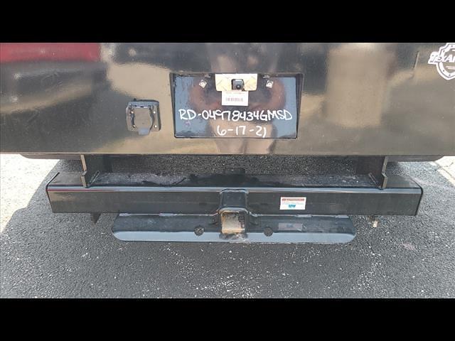 2021 Silverado 4500 Regular Cab DRW 4x4,  CM Truck Beds Platform Body #C19554 - photo 8