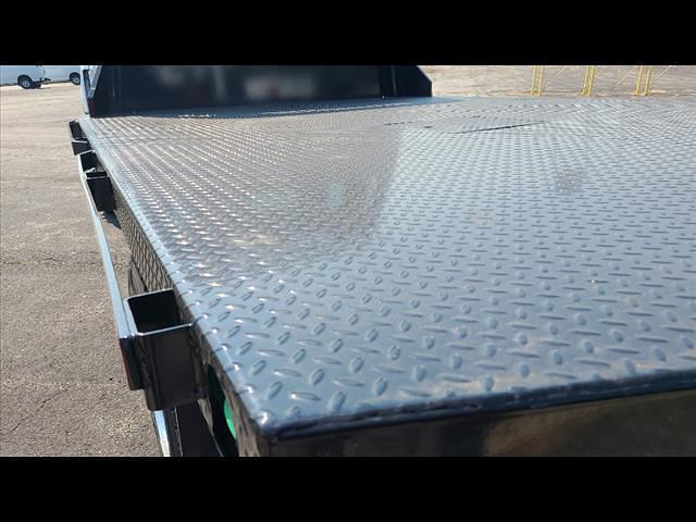 2021 Silverado 4500 Regular Cab DRW 4x4,  CM Truck Beds Platform Body #C19554 - photo 10