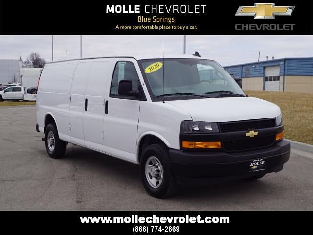 2020 Chevrolet Express 2500 4x2, Empty Cargo Van #P6868 - photo 1