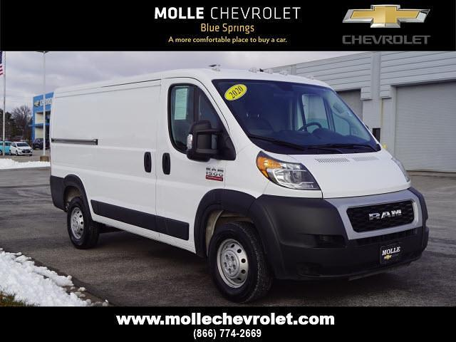 2020 Ram ProMaster 1500 Standard Roof FWD, Empty Cargo Van #P6869 - photo 1