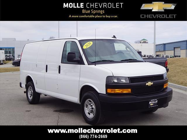 2020 Chevrolet Express 2500 4x2, Empty Cargo Van #P6883 - photo 1