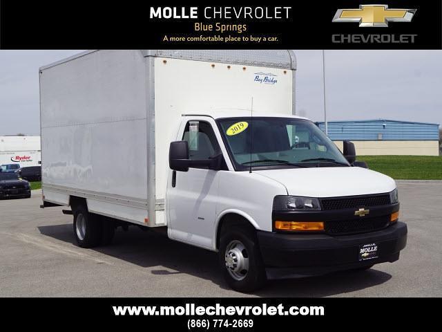 2019 Chevrolet Express 3500 4x2, Bay Bridge Cutaway Van #P6884 - photo 1