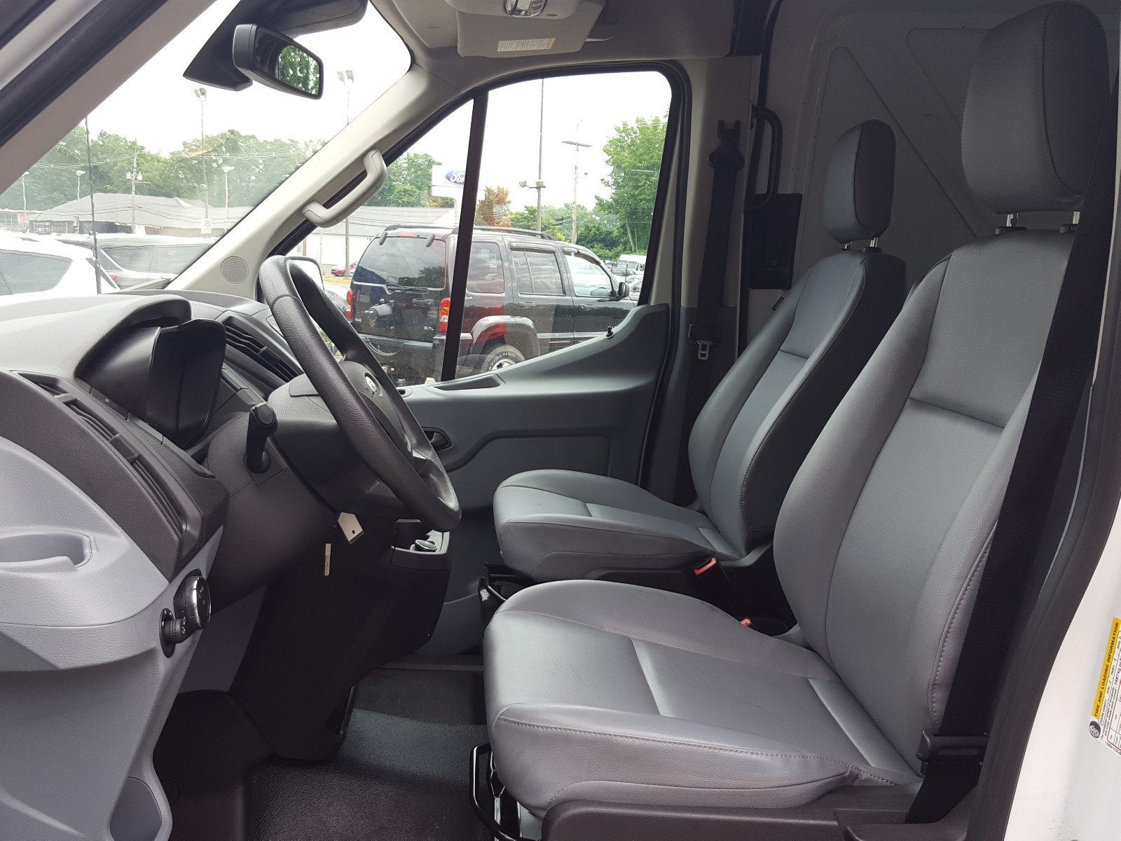 2017 Transit 250 Medium Roof Cargo Van #AT7193 - photo 12