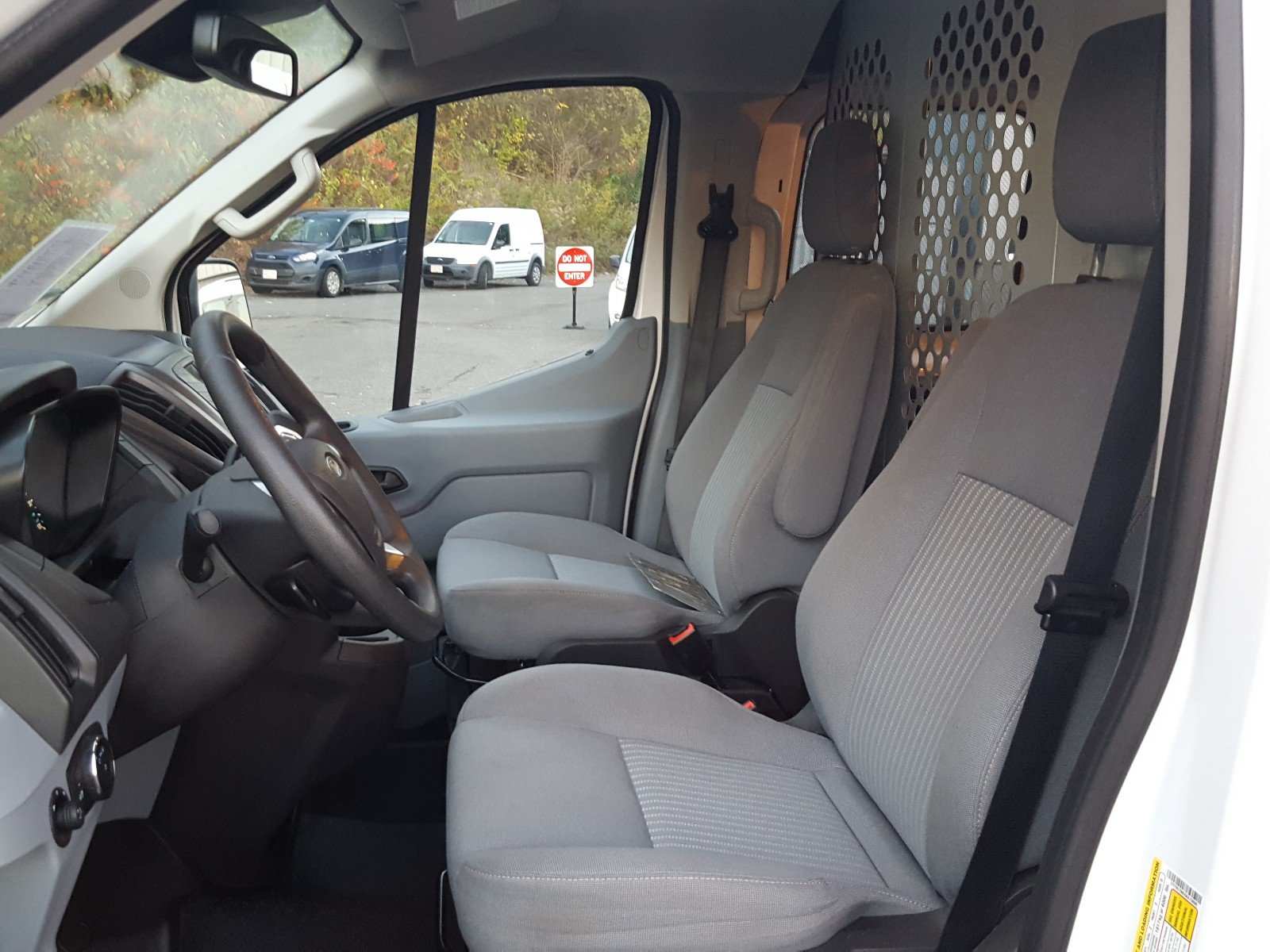 2016 Transit 250 Low Roof Cargo Van #AT7279 - photo 10
