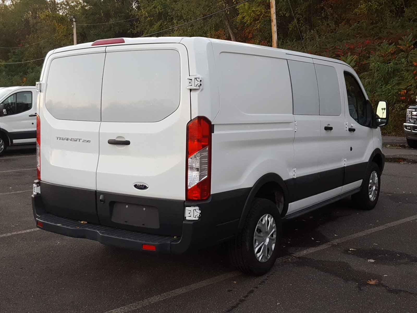 2016 Transit 250 Low Roof Cargo Van #AT7279 - photo 5