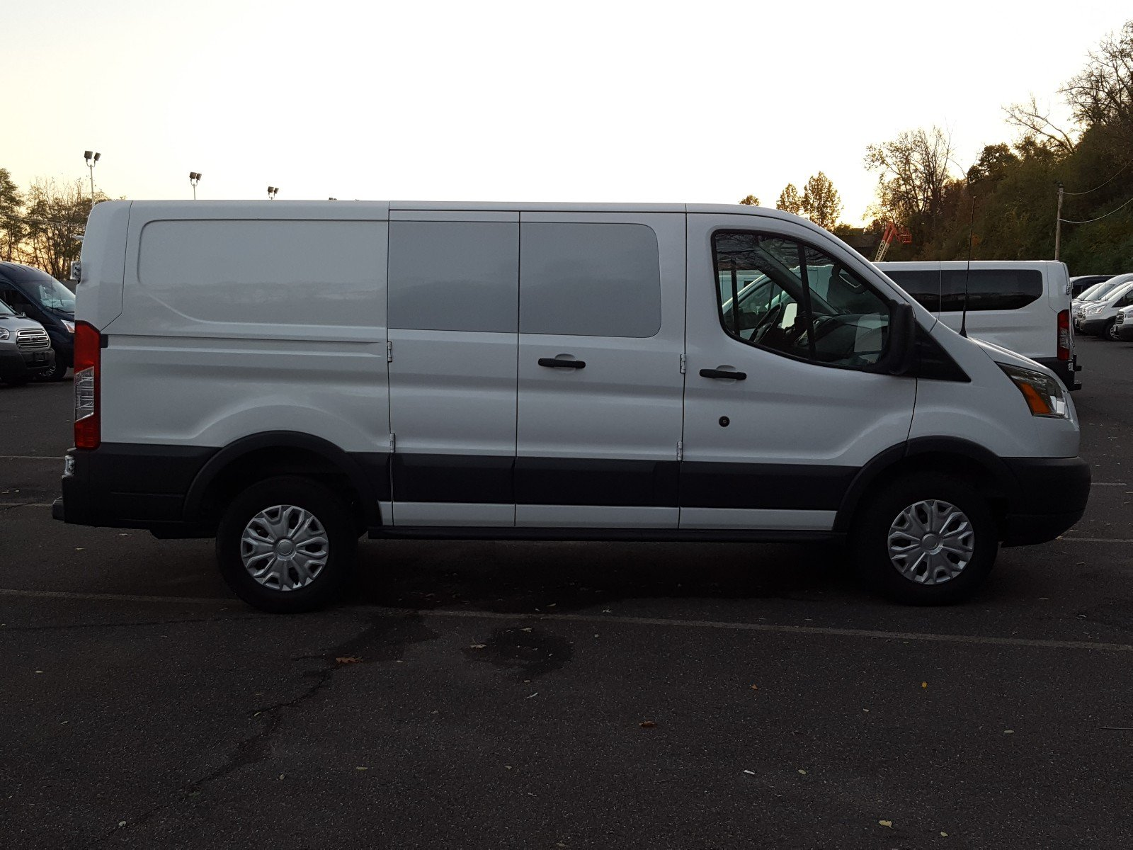 2016 Transit 250 Low Roof Cargo Van #AT7279 - photo 6