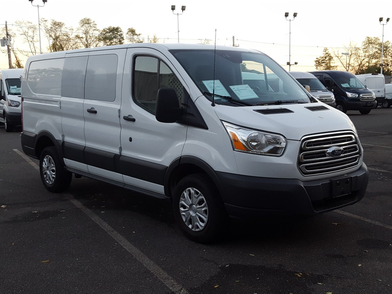 2016 Transit 250 Low Roof Cargo Van #AT7279 - photo 7