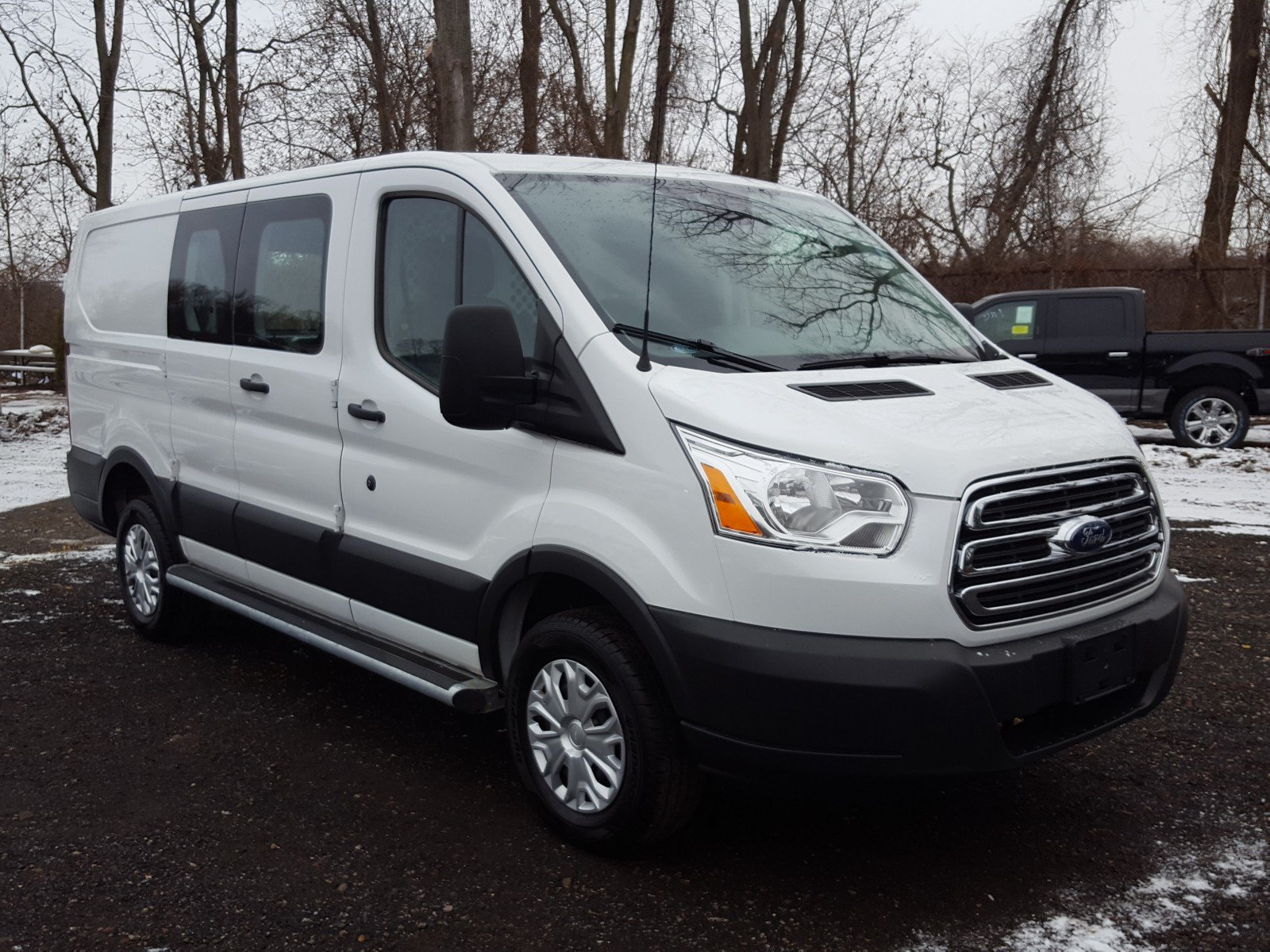 2016 Transit 250 Low Roof Cargo Van #AT7302 - photo 5