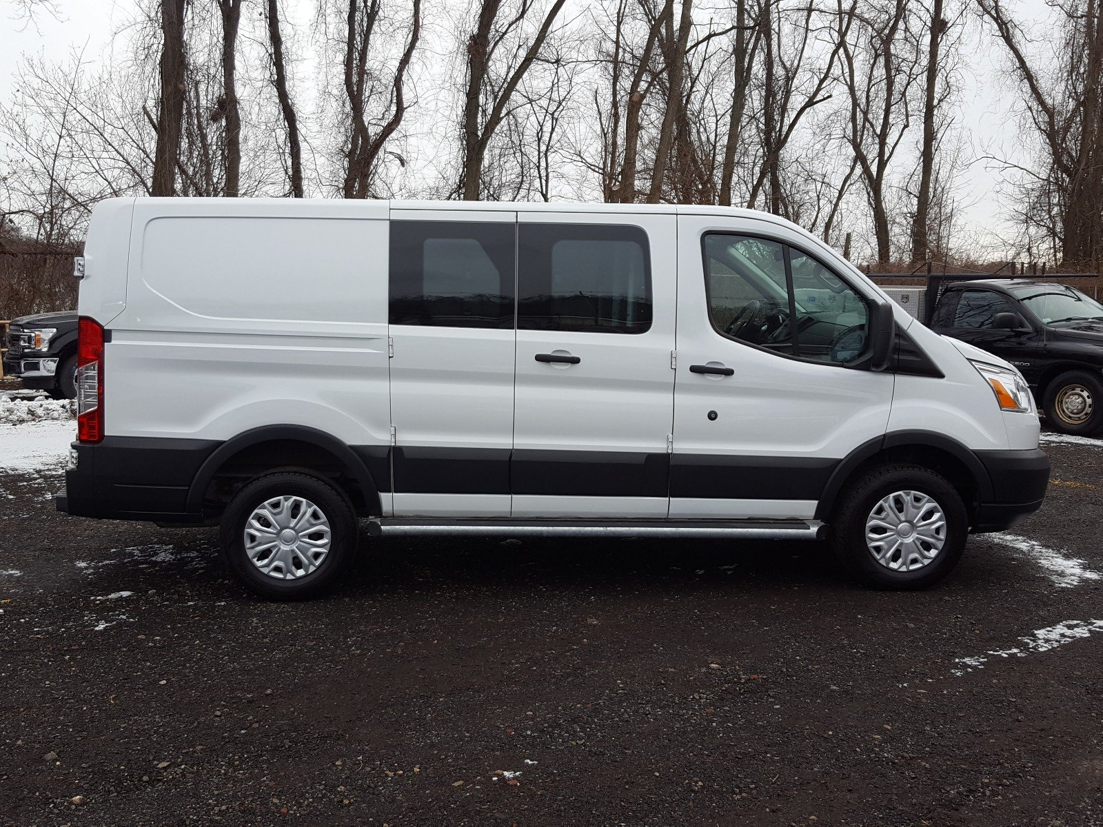 2016 Transit 250 Low Roof Cargo Van #AT7302 - photo 6