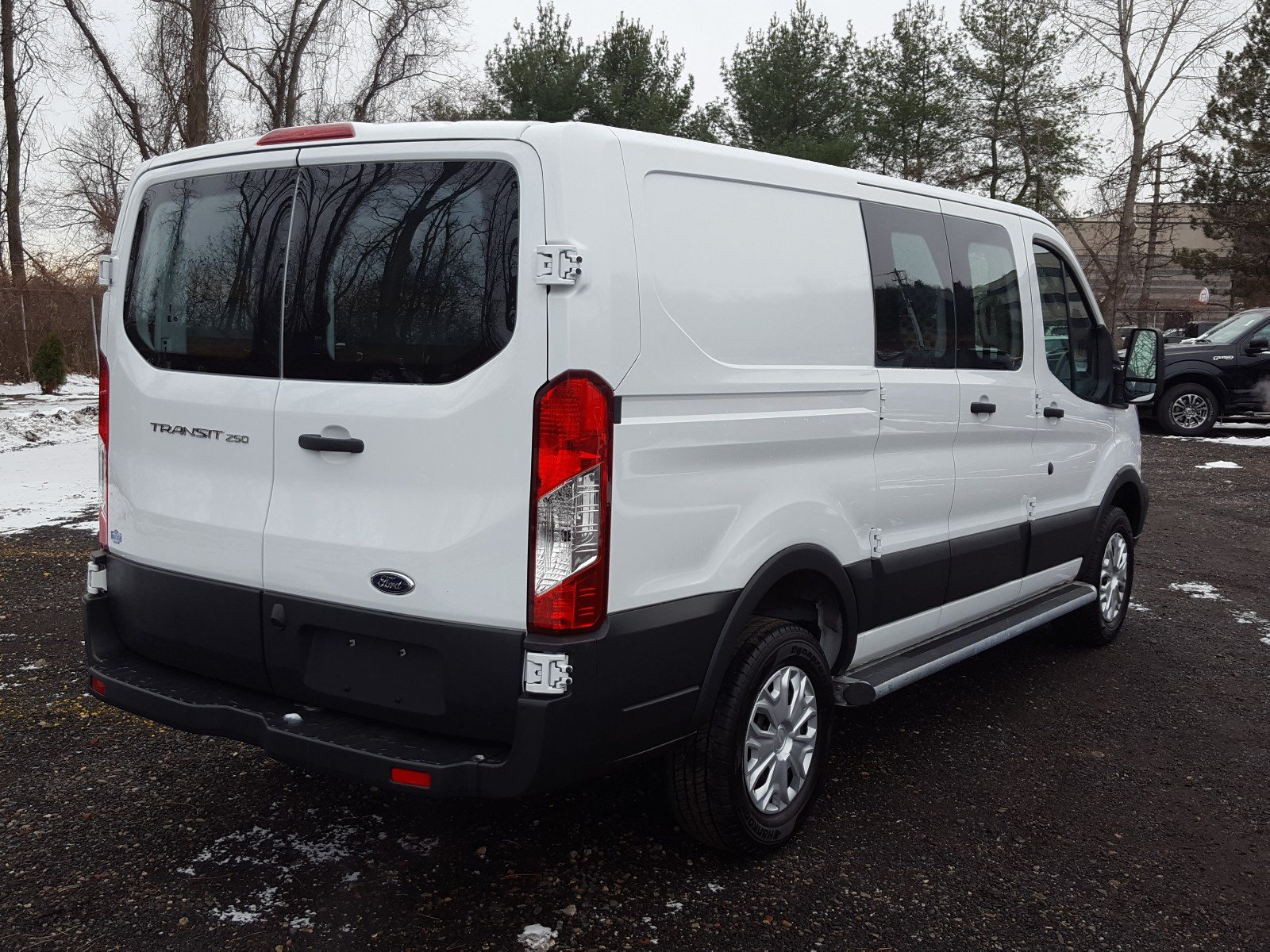 2016 Transit 250 Low Roof Cargo Van #AT7302 - photo 4