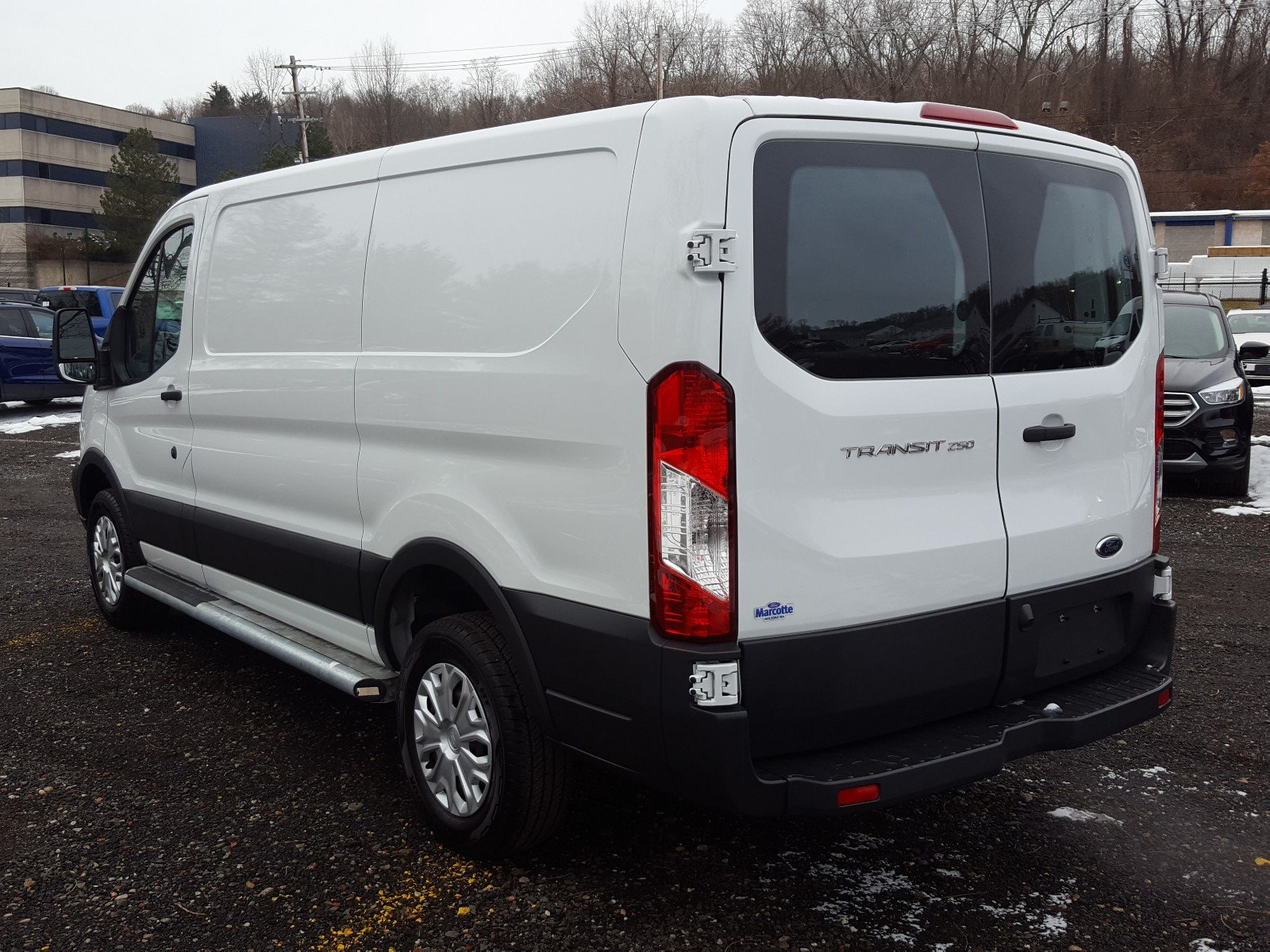2016 Transit 250 Low Roof Cargo Van #AT7302 - photo 2