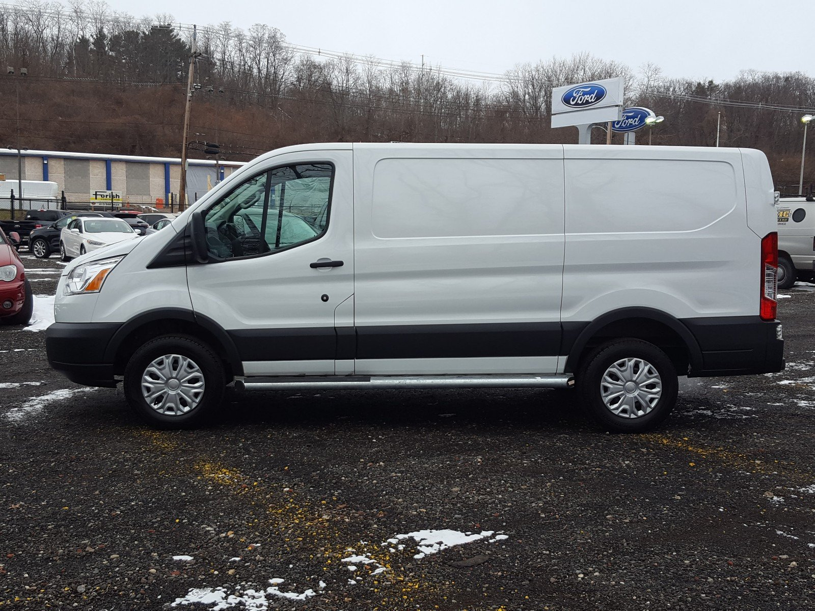 2016 Transit 250 Low Roof Cargo Van #AT7302 - photo 8
