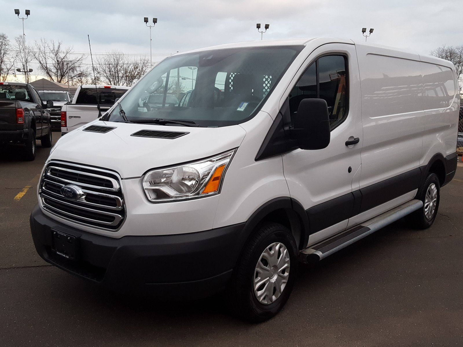 2016 Transit 250 Low Roof Van Upfit #AT7303 - photo 8