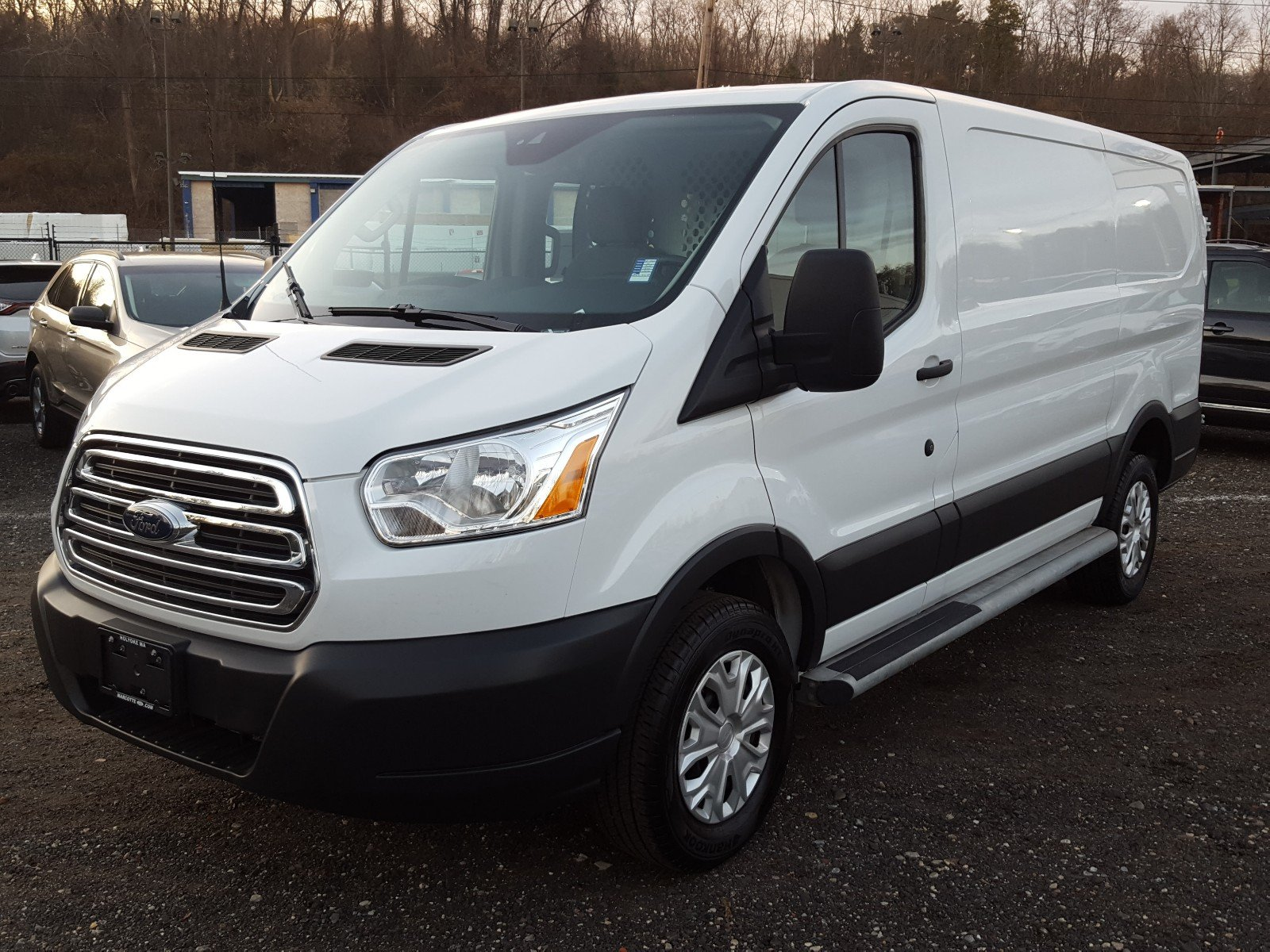 2016 Transit 250 Low Roof Van Upfit #AT7304 - photo 8