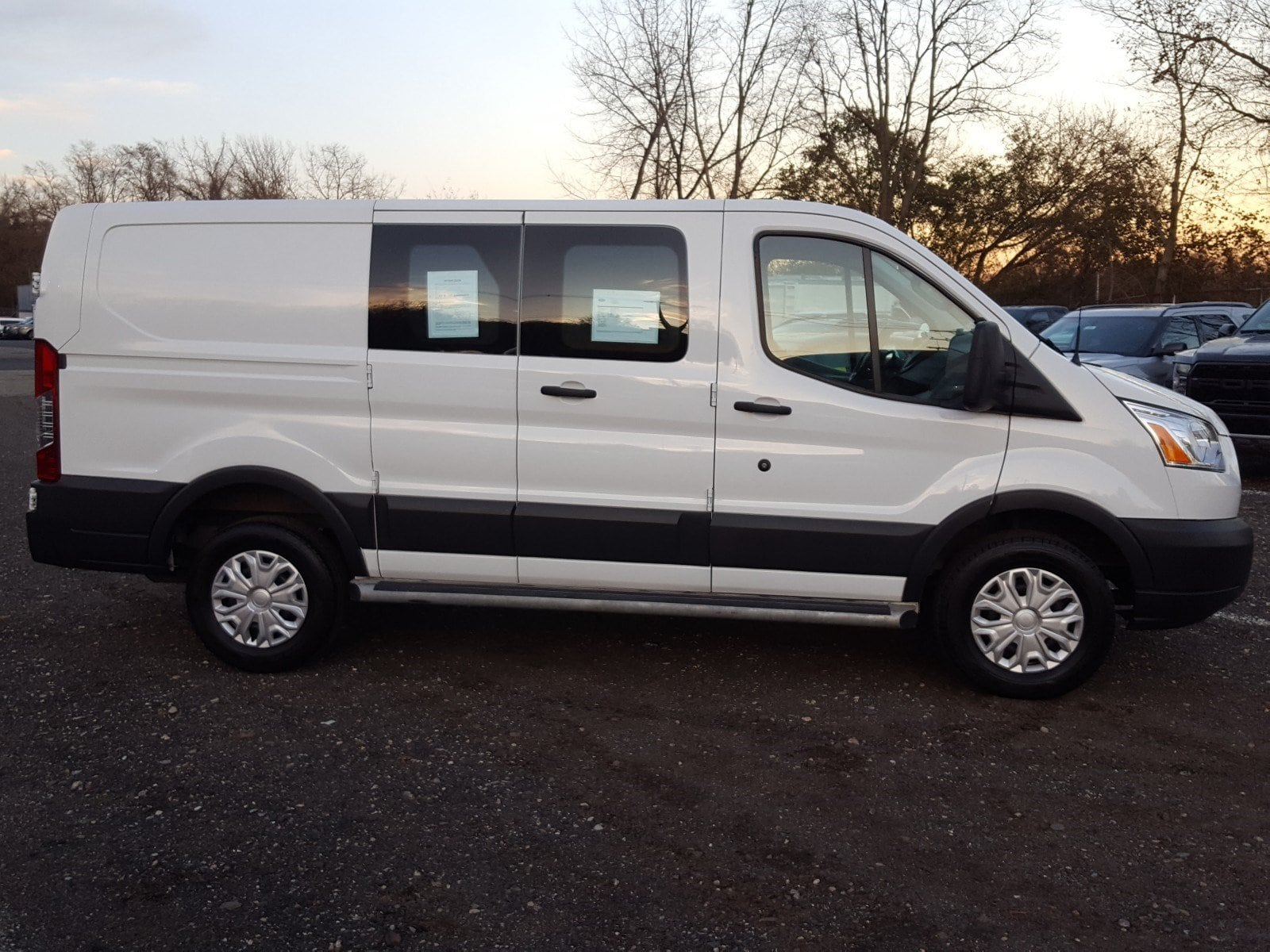 2016 Transit 250 Low Roof, Upfitted Van #AT7304 - photo 4