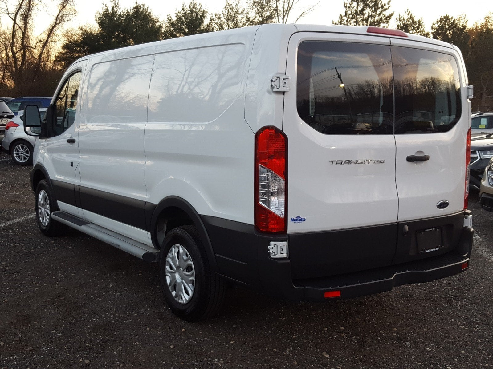 2016 Transit 250 Low Roof, Upfitted Van #AT7304 - photo 6