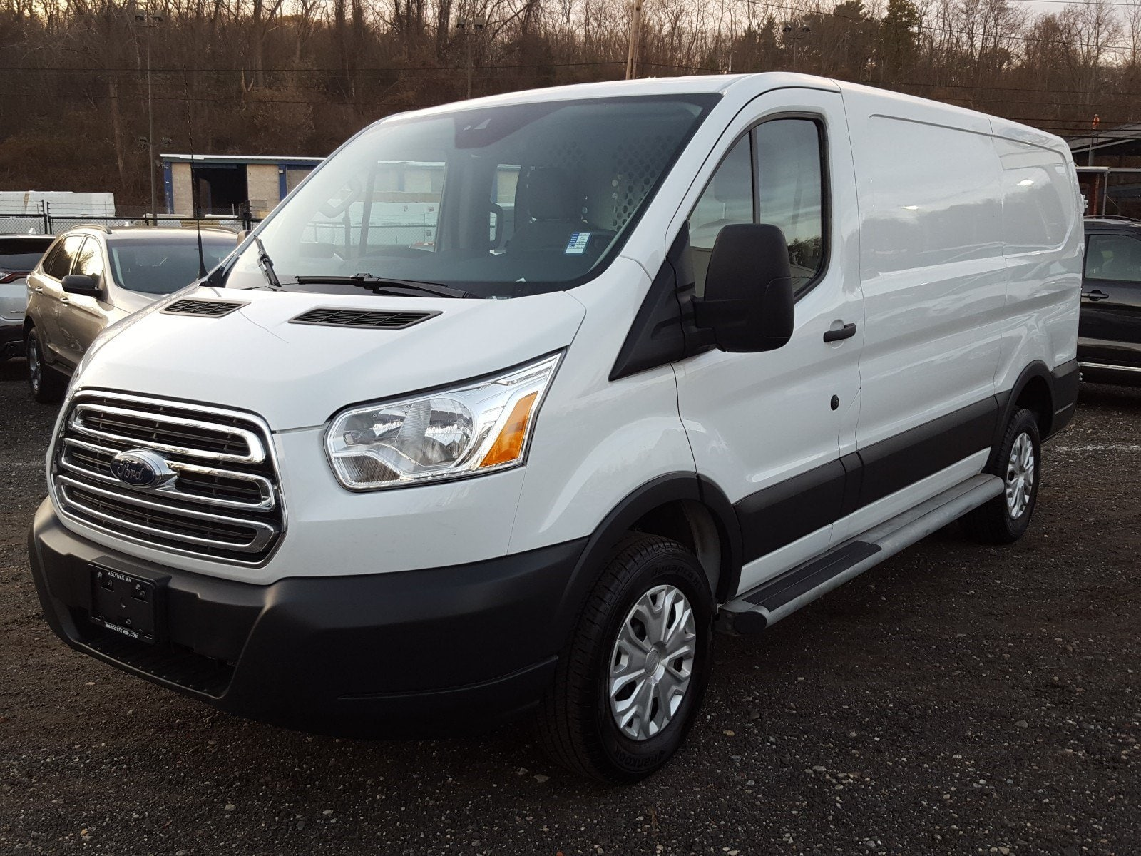 2016 Transit 250 Low Roof, Upfitted Van #AT7304 - photo 8