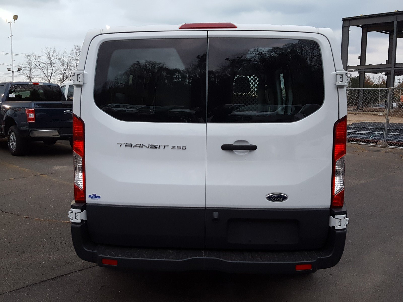 2016 Transit 250 Low Roof Van Upfit #AT7305 - photo 5