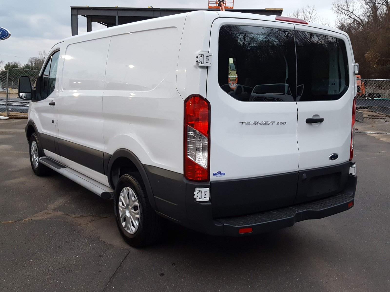 2016 Transit 250 Low Roof Van Upfit #AT7305 - photo 6